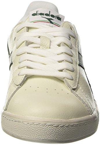 Fogliame Adulto Bianco Low Unisex C1161 Waxed de L Diadora Zapatillas Game Multicolor Gimnasia q1OSpPwF