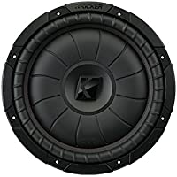 Kicker CompVT CVT124 (43CVT124) 400W RMS 12 CompVT Series Single 4-Ohm Car Subwoofer