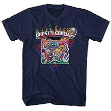 A&E Designs Ghost'n Goblins Shirt Logo T-shirt