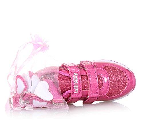 LK7860 FUCSIA bébé bas COLORISSIMA LELLI KELLY chaussures espadrilles HqxwBwXCp