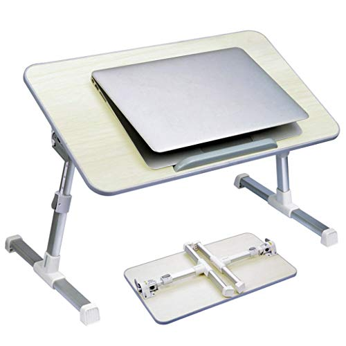 Adjustable Laptop Bed Table, Portable...