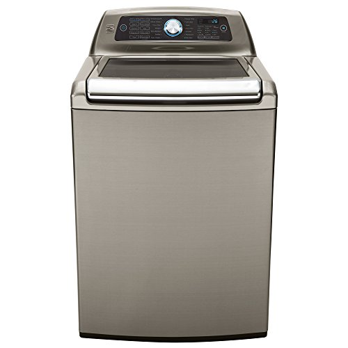 Price comparison product image Kenmore Elite 31553 5.2 cu. ft. Top Load Washer in Silver,  includes delivery and hookup