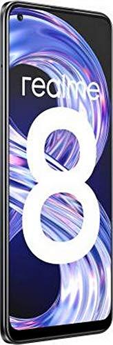 Realme 8 (Cyber Black, 8GB RAM, 128GB Storage) 2021 July Qualcomm Snapdragon 720G 64 MP + 8 MP + 2 MP + 2 MP 1080 x 2400 pixels