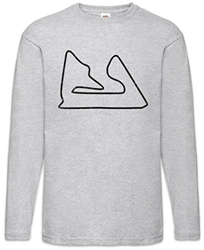 Urban Backwoods F1 Circuit Sachir Long Sleeve T-Shirt for sale  Delivered anywhere in Canada