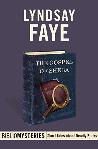 The Gospel of Sheba (Bibliomysteries)
