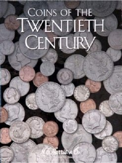 Coins of the 20th Century Folder by H.E. Harris