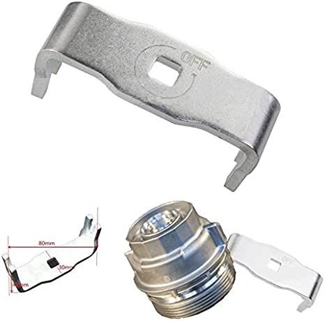 tesyyke Oil Filter Wrench Removal Socket Hand Tool for Toyota Lexus Scion