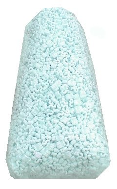 1-bag-green-loose-fill-shipping-packing-peanuts