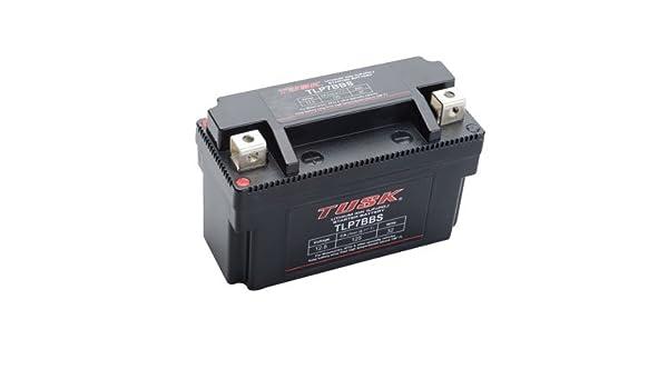 Tusk Lithium Battery TLP7BBS Fits Yamaha YFZ 450 2004–2009