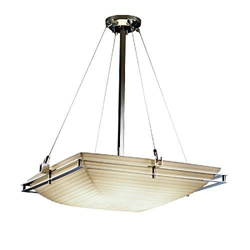 Justice Design Group Lighting PNA-8142-25-SAWT-CROM-LED5-5000 Porcelina-Metropolis 28