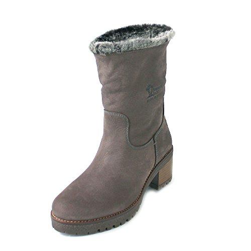PANAMA JACK Damen Piola Hohe Stiefel Grau (Grey B15)