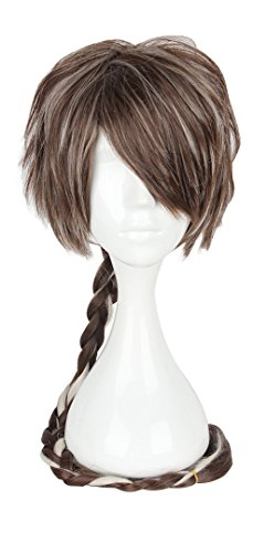 Mtxc 100 Sleeping Princes and the Kingdom of Dreams Cosplay Navi Modeling Wig Brown