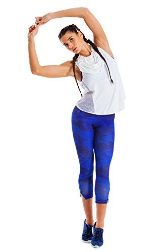 Yco Active Josefa Legging Stretch Sports Pants