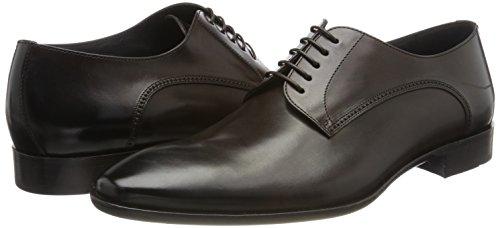 Oxford Scarpe Stringate Marrone Business Boss Uomo dark Stringate Scarpe Carmons   55ed7c