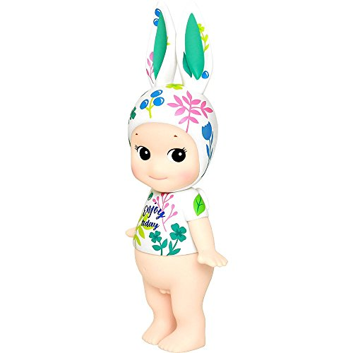 Sonny Angel 12th Artist Collection series - Joyful Garden Rabbit - Limited Edition / Original Mini Figure - 1 Sealed Box ()