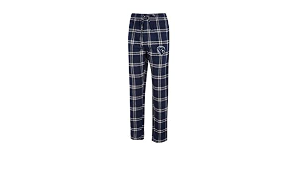 Concepts Sport Sporting Kansas City Mens Pajama Pants Plaid Pajama Bottoms