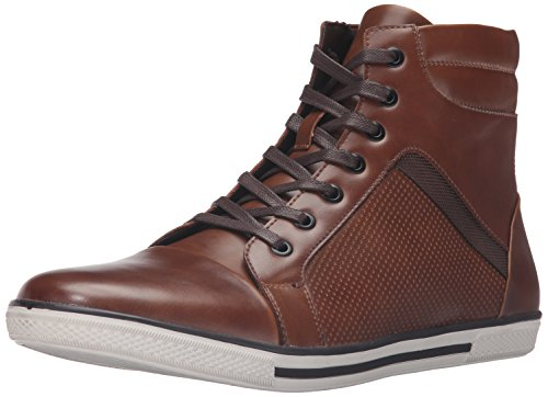 - Kenneth Cole Unlisted Men's Crown Worthy Fashion Sneaker, Cognac, 10.5 M US