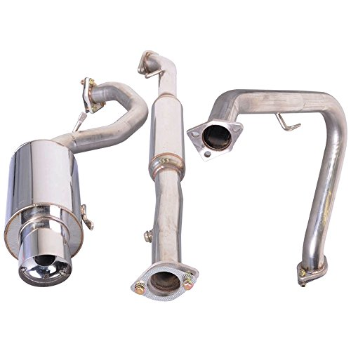 00-05 Mitsubishi Eclipse 4Cyl Catback Exhaust System