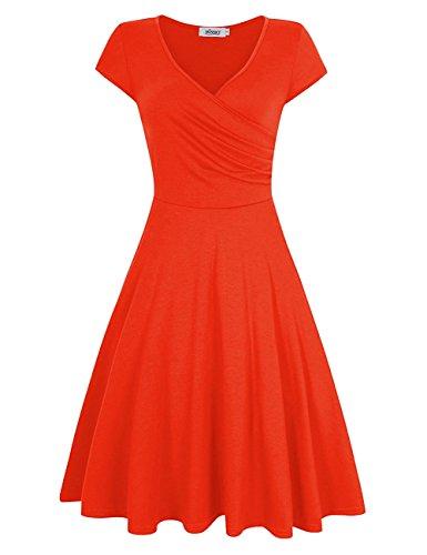 Orange A-line - 9
