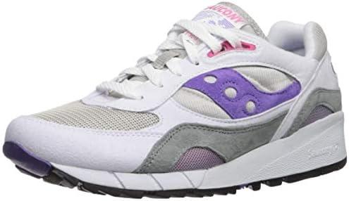 best service a9504 bde5b Saucony Shadow 6000 Shoes 11 D(M) US White Grey Purple ...