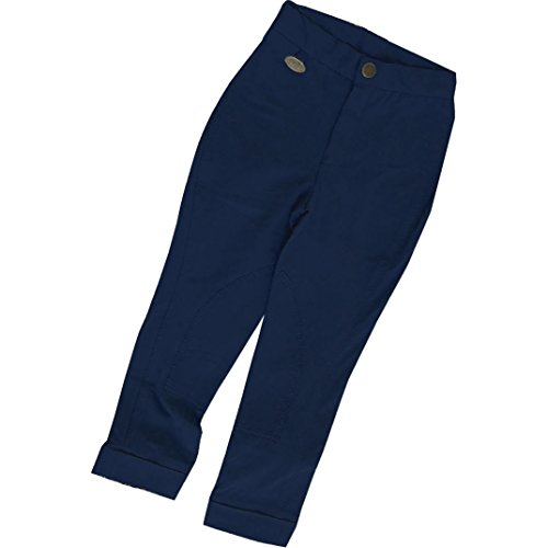 Equetech Dinky Jodphurs in 6 Colours and 3 sizes S - L Navy LmKww