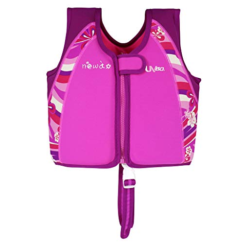 Gogokids Kids Swim Vest Life Jackets - Neoprene Swimming Training Vest for Toddlers Boys Girls 2-6 Years, Up to 60 lbs