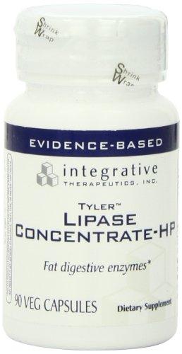 Intégrative Therapeutics lipase Concentré-HP, 90 Veg Caps