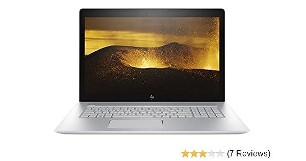 Amazon.com: HP Envy 17m-ae111dx 8th Gen Intel Core i7-8550U 16GB 17.3 Full HD Touch WLED NVIDIA GeForce MX150 2GB Win 10 Laptop (Renewed): Computers & ...