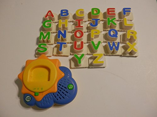 Toy / Game LeapFrog Fridge Phonics Magnetic Alphabet Set Includes dog or sun magnetic letter reader and more