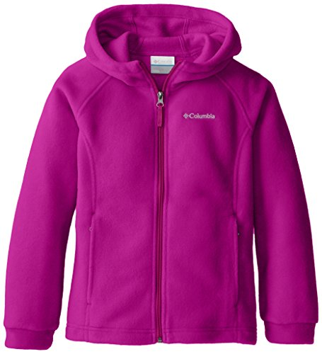 Columbia Big Girls' Benton II Hoodie, Deep Blush, Large