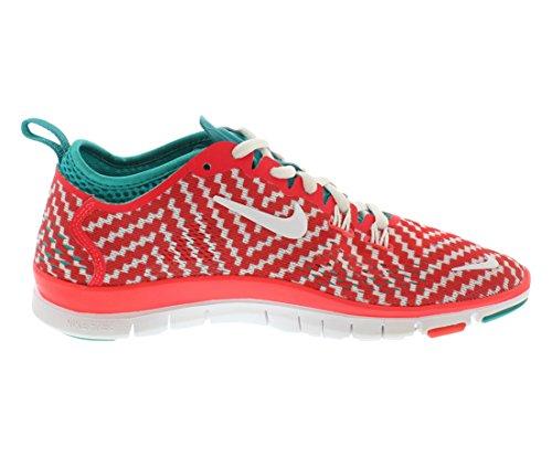 0 Fit Donna Tr Da Free Nike 4 Print Ginnastica Scarpe Red 5 AwxEqp