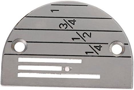 B18 placa de agujas para máquina de coser Industrial: Amazon.es: Juguetes y juegos