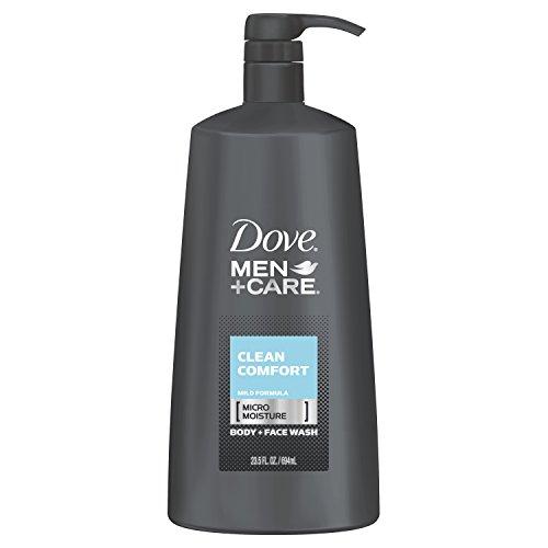 Dove Plus Clean Comfort Ounce