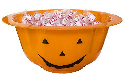 Legacy Kitchen Supplies Halloween Candy Bowl (Halloween Pumpkin Candy)