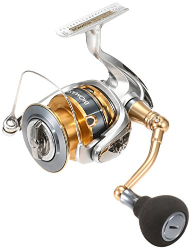SHIMANO NEW 13 BIOMASTER SW 5000XG Spinning fishing reel (Shimano Drag Washers)