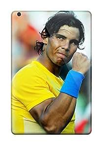 2771744I92033381 Excellent Design Rafael Nadal Tennis Phone Case For Ipad Mini Premium Tpu Case