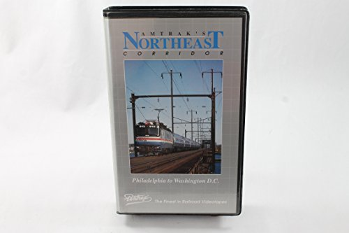 Amtrak's Northeast Corridor (Cab Ride, Washington DC to Philadelphia) - Northeast Corridor Train