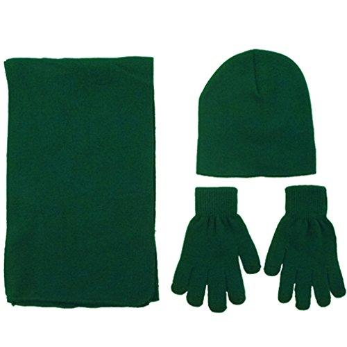Simplicity Women Winter Beanie Gloves