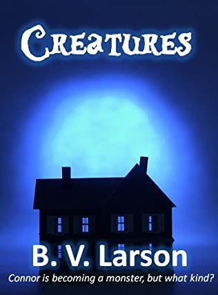 book cover of Creatures