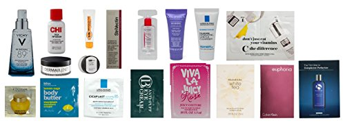 Women's Luxury Beauty Sample Box