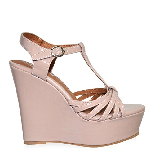 Keilabsatz Jeffrey Campbell Swansong Light Purple