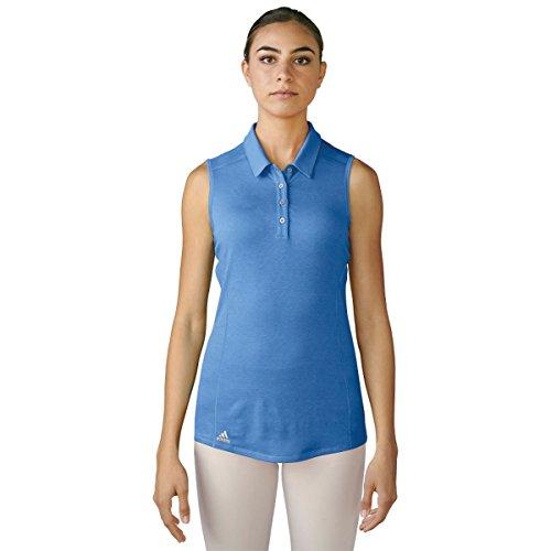 adidas Golf Women's Performance Polo Sleeveless T-Shirt