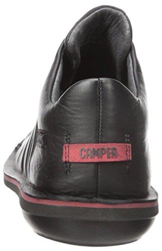 Camper Noir Homme Hautes Beetle 005 Black Sneakers rwqrCx7