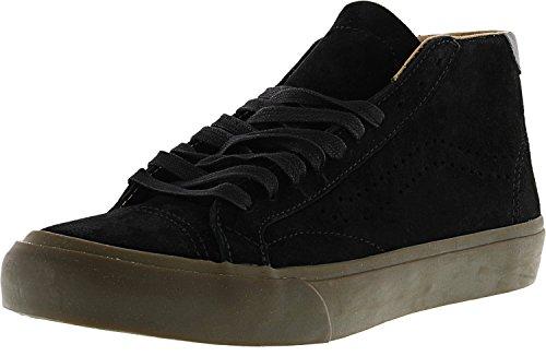 Vans Court Mid DX Tanner Suede Mid Tops Unisex Sneakers Tanner Black Dark Gum iUqEEJUT
