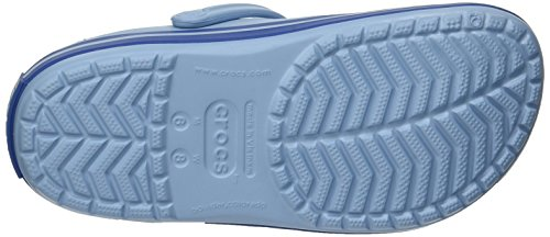Crocs Bleu 11016 Blue Mixte Adulte Blue Chambray Band Sabots Jean rwRB4WPrq