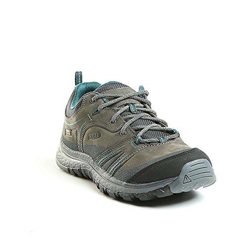 (キーン) Keen レディース ランニング?ウォーキング シューズ?靴 Keen Terradora Leather Waterproof Shoe [並行輸入品]