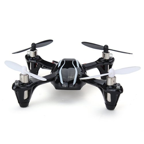 HUBSAN New Version Upgraded X4 V2 H107L 2.4G 4CH RC Quadcopter RTF For Sale