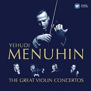 The Great Violin Concertos (10 Cd)
