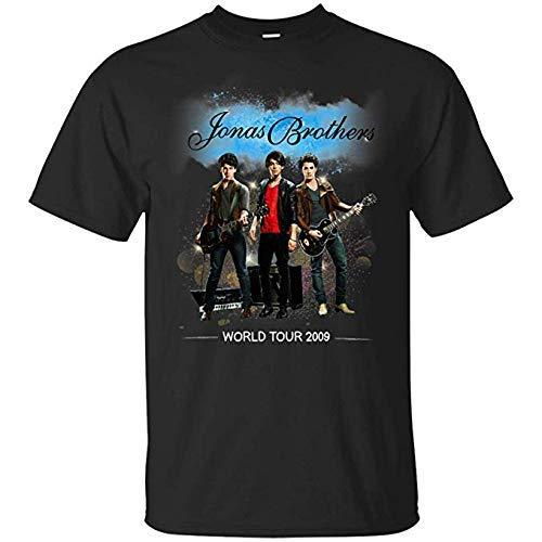 2009 Tour Shirt - John Stamos Jonas Brothers World Tour 2009 T Shirt For Men, Women, Young, Hoodie, Sweatshirt