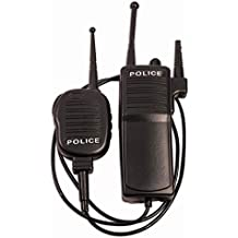 Forum Novelties Police Walkie Talkie Set-Standard